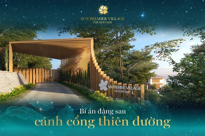 """Cổng đi vào """"Vườn địa đàng"""" The Eden Bay được thiết kế bởi Bill Bensley"""