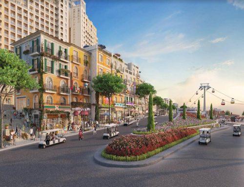 Lễ ra mắt chính thức shophouse view biển The Center Hillside Phú Quốc