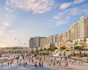 Shophouse The Center nằm ở vị trí tâm điểm của Thị trấn Địa Trung Hải – trung tâm mới tại Nam Phú Quốc