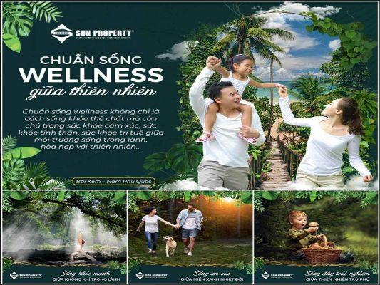 xu hướng wellness