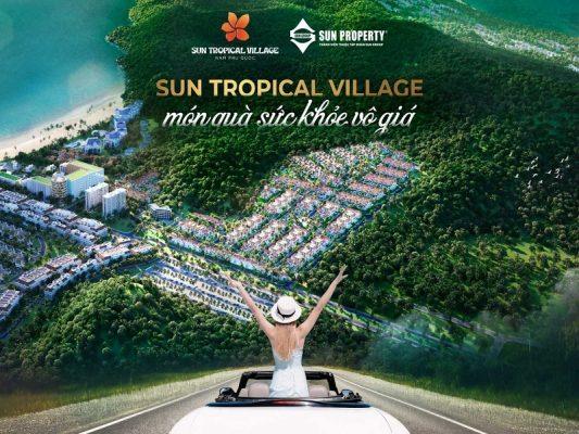 Nguyên lý làm wellness tại Sun Tropical Village